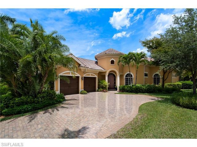 14806 Bellezza Ln, Naples, FL 34110 (#216033742) :: Homes and Land Brokers, Inc