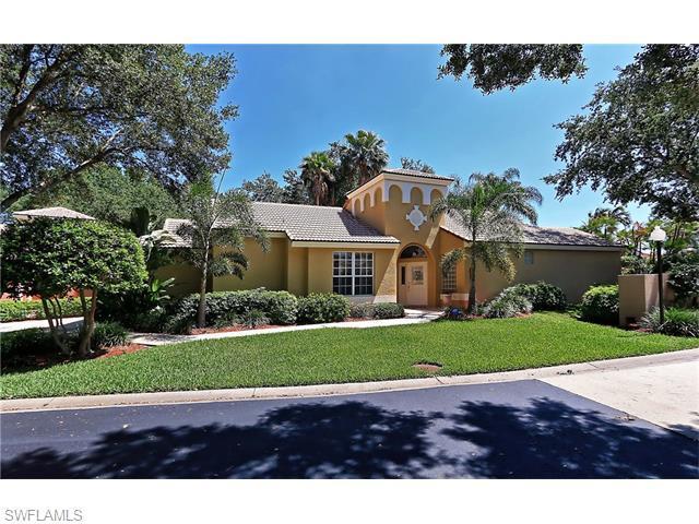 151 San Rafael Ln, Naples, FL 34119 (#216033795) :: Homes and Land Brokers, Inc