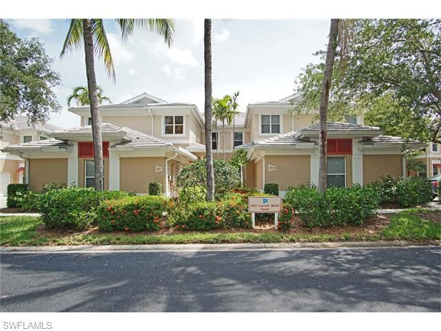 897 Carrick Bend Cir #201, Naples, FL 34110 (#216034697) :: Homes and Land Brokers, Inc