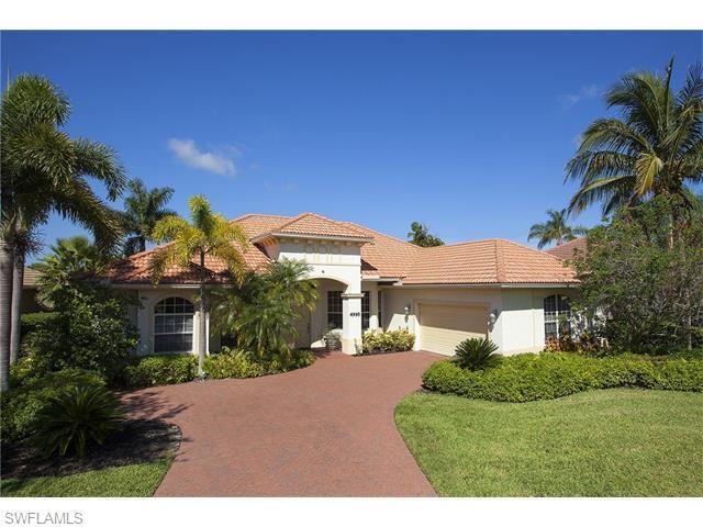 4995 Rustic Oaks Cir, Naples, FL 34105 (MLS #216036441) :: The New Home Spot, Inc.