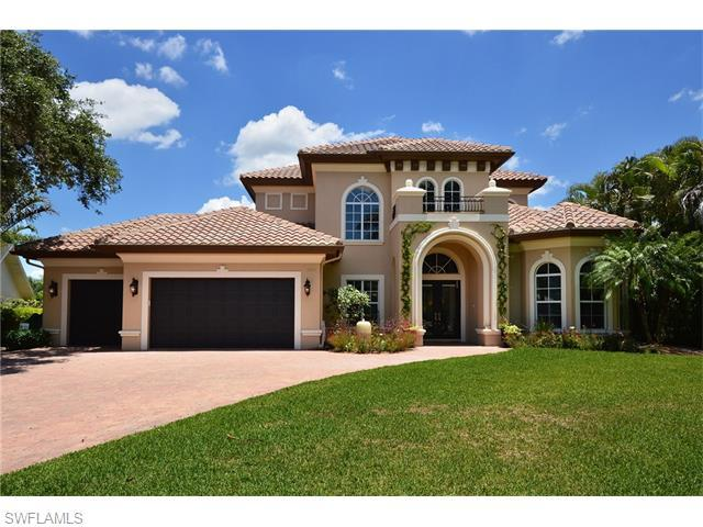 11815 Warbler Ct, Naples, FL 34119 (MLS #216037140) :: The New Home Spot, Inc.