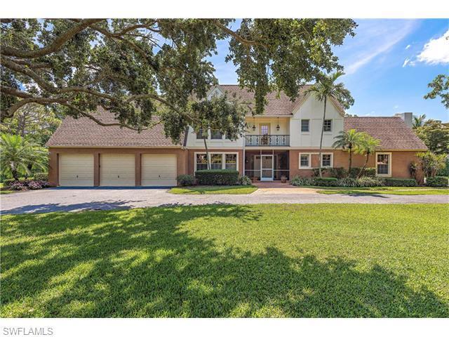 278 Ridge Dr, Naples, FL 34108 (#216037718) :: Homes and Land Brokers, Inc