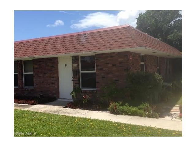 2732 Arbutus St E-2, Naples, FL 34112 (MLS #216038893) :: The New Home Spot, Inc.