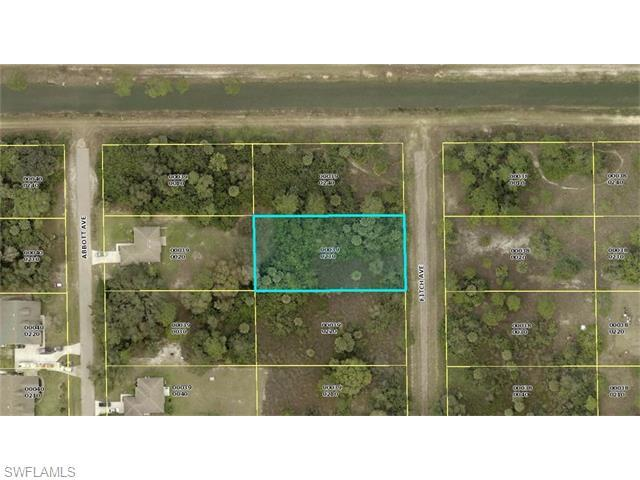 721 Fitch Ave, Lehigh Acres, FL 33972 (MLS #216039519) :: The New Home Spot, Inc.