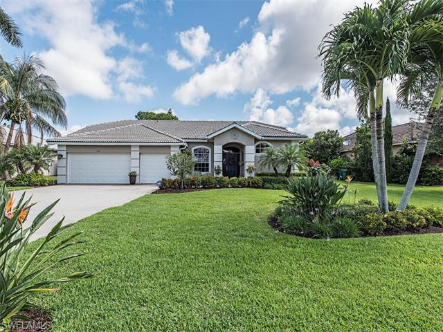131 Palmetto Dunes Cir, Naples, FL 34113 (MLS #216039556) :: The New Home Spot, Inc.