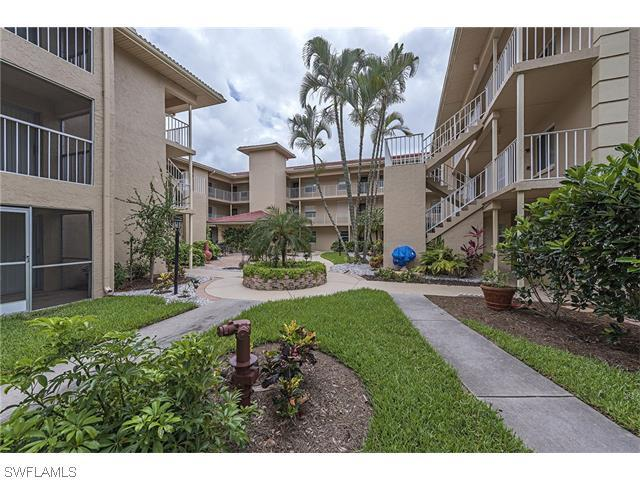 1051 Foxfire Ln #302, Naples, FL 34104 (MLS #216039711) :: The New Home Spot, Inc.