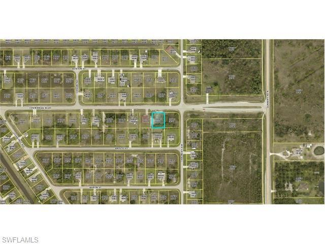 5007/5009 Centennial Blvd, Lehigh Acres, FL 33971 (#216041981) :: Homes and Land Brokers, Inc