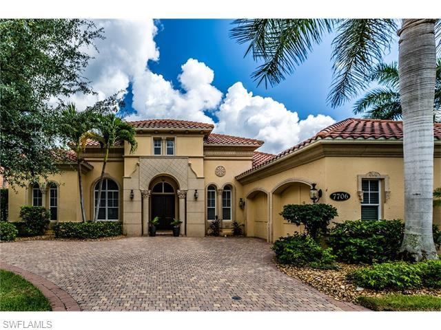 7706 Mulberry Ln, Naples, FL 34114 (#216042254) :: Homes and Land Brokers, Inc