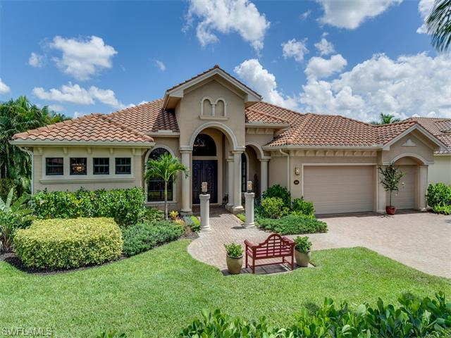1003 Tivoli Dr, Naples, FL 34104 (MLS #216042473) :: The New Home Spot, Inc.
