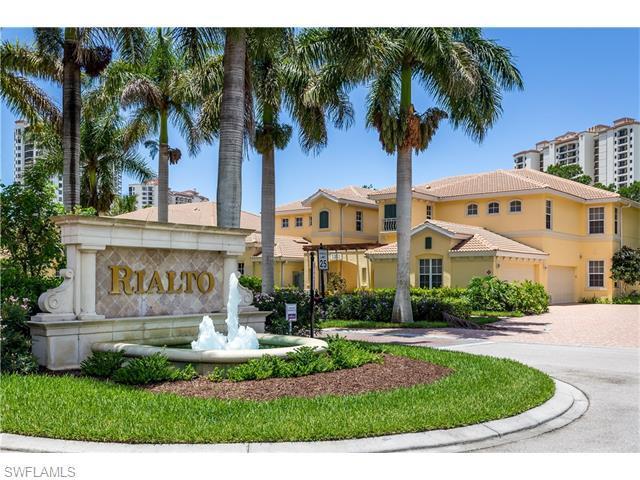 1251 Rialto Way #102, Naples, FL 34114 (MLS #216043854) :: The New Home Spot, Inc.