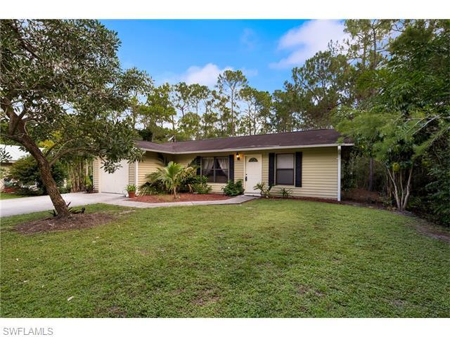 4921 Hickory Wood Dr, Naples, FL 34119 (MLS #216043881) :: The New Home Spot, Inc.