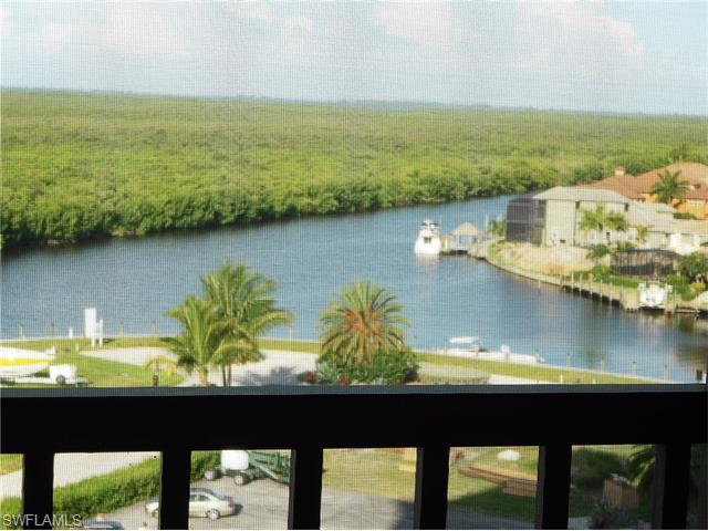 5781 Cape Harbour Dr #808, Cape Coral, FL 33914 (#216045242) :: Homes and Land Brokers, Inc