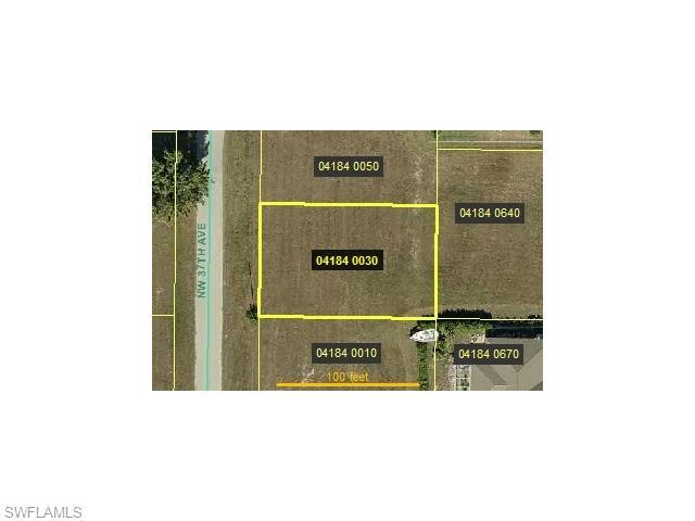 605 NW 37th Ave, Cape Coral, FL 33993 (MLS #216045483) :: The New Home Spot, Inc.