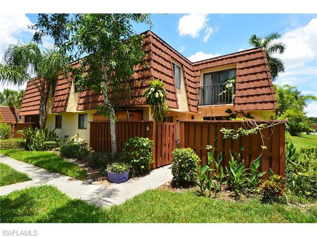 5252 Cedarbend Dr #4, Fort Myers, FL 33919 (#216045741) :: Homes and Land Brokers, Inc