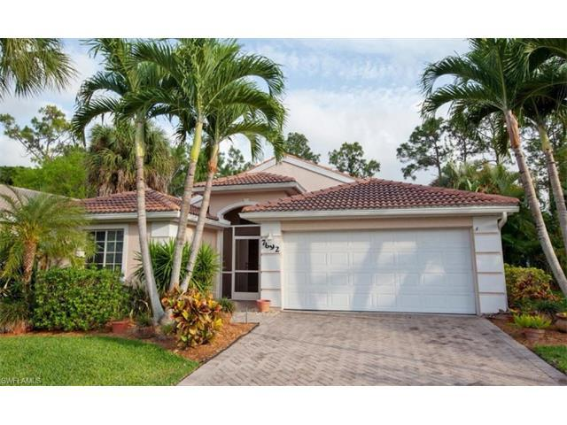 7892 Leicester Dr, Naples, FL 34104 (#216048168) :: Homes and Land Brokers, Inc
