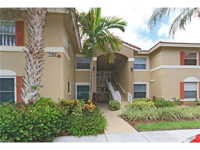 6820 Huntington Lakes Cir #202, Naples, FL 34119 (MLS #216048978) :: The New Home Spot, Inc.