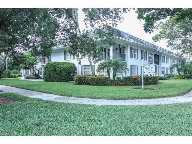 286 Banyan Blvd #286, Naples, FL 34102 (#216049141) :: Homes and Land Brokers, Inc