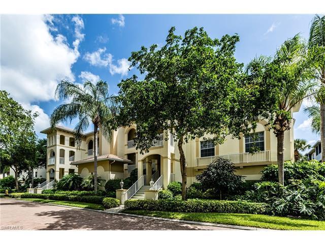 835 Bentwater Cir #102, Naples, FL 34108 (MLS #216049575) :: The New Home Spot, Inc.