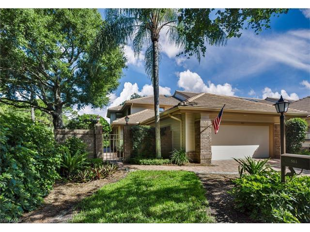 561 Gulf Park Dr F-4, Naples, FL 34108 (MLS #216049891) :: The New Home Spot, Inc.