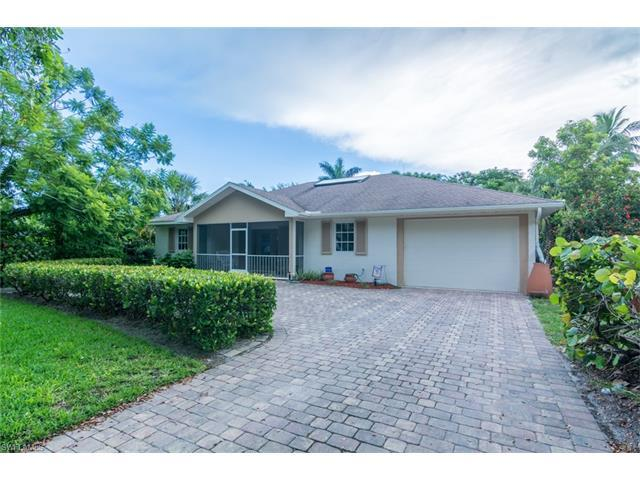 339 4th Ave N, Naples, FL 34102 (#216050177) :: Homes and Land Brokers, Inc