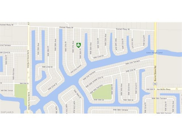 2320 NW 36th Pl, Cape Coral, FL 33993 (MLS #216050453) :: The New Home Spot, Inc.