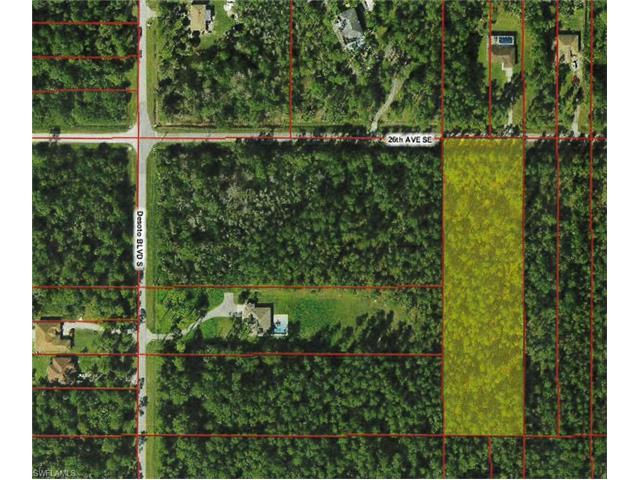 0 26TH Ave, Naples, FL 34120 (#216050654) :: Homes and Land Brokers, Inc