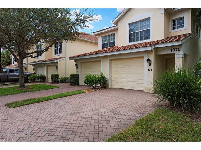 1375 Henley St #401, Naples, FL 34105 (MLS #216050669) :: The New Home Spot, Inc.