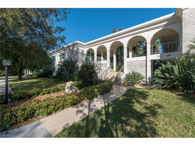 203 3rd Ave S #203, Naples, FL 34102 (MLS #216050730) :: The New Home Spot, Inc.