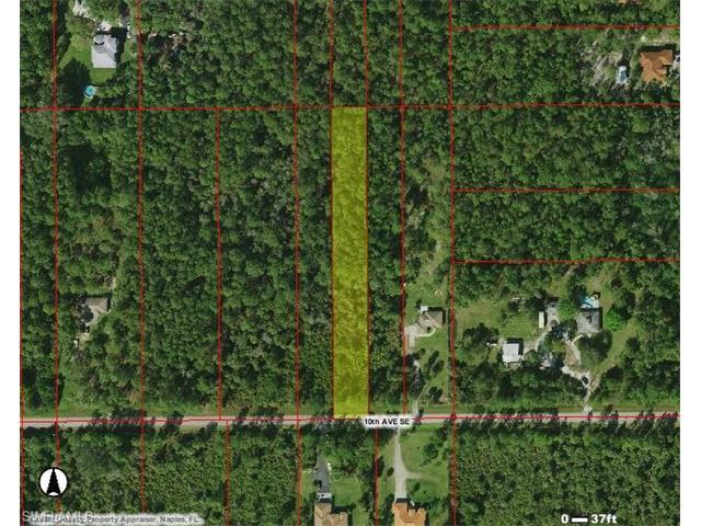 4421 10th Ave SE, Naples, FL 34117 (#216051661) :: Homes and Land Brokers, Inc