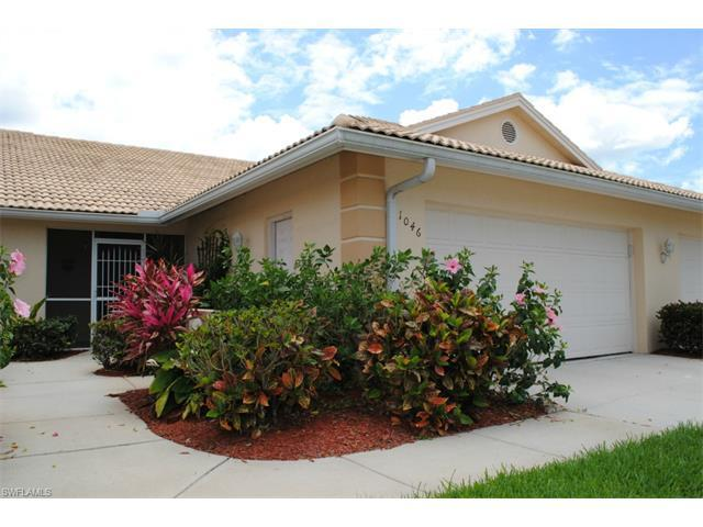 1046 Marblehead Dr, Naples, FL 34104 (MLS #216051765) :: The New Home Spot, Inc.