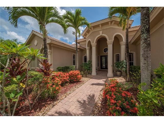14838 Tybee Island Dr, Naples, FL 34119 (MLS #216051870) :: The New Home Spot, Inc.