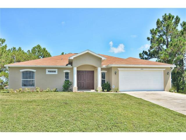 1221 Dunwoody St, Lehigh Acres, FL 33974 (#216051902) :: Homes and Land Brokers, Inc