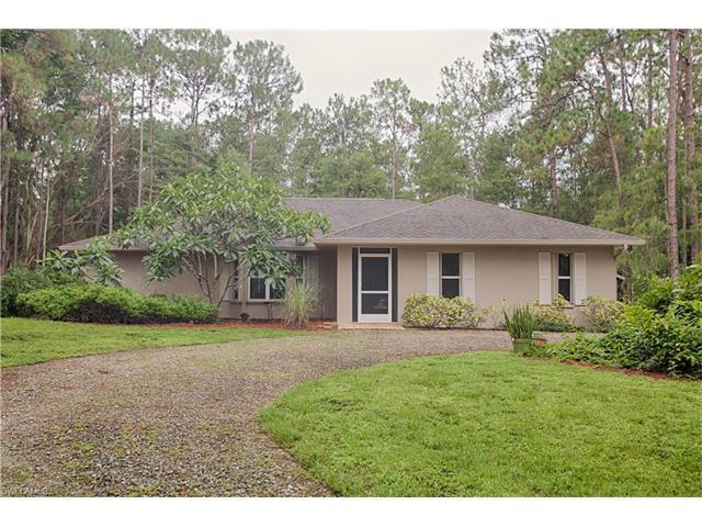 6190 Bur Oaks Ln, Naples, FL 34119 (MLS #216051913) :: The New Home Spot, Inc.