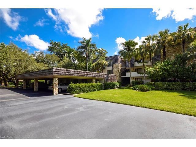 111 Wilderness Drive #118, Naples, FL 34105 (#216052294) :: Homes and Land Brokers, Inc
