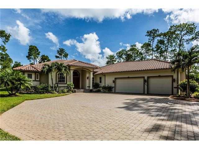 4807 Palmetto Woods Dr, Naples, FL 34119 (MLS #216052306) :: The New Home Spot, Inc.