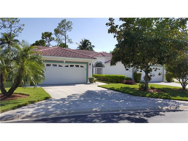 343 Melrose Pl #20, Naples, FL 34104 (MLS #216052855) :: The New Home Spot, Inc.