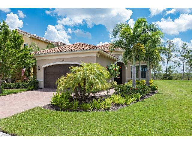 3431 Baltic Dr, Naples, FL 34119 (MLS #216052996) :: The New Home Spot, Inc.