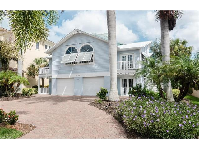 437 Tradewinds Ave, Naples, FL 34108 (#216053600) :: Homes and Land Brokers, Inc