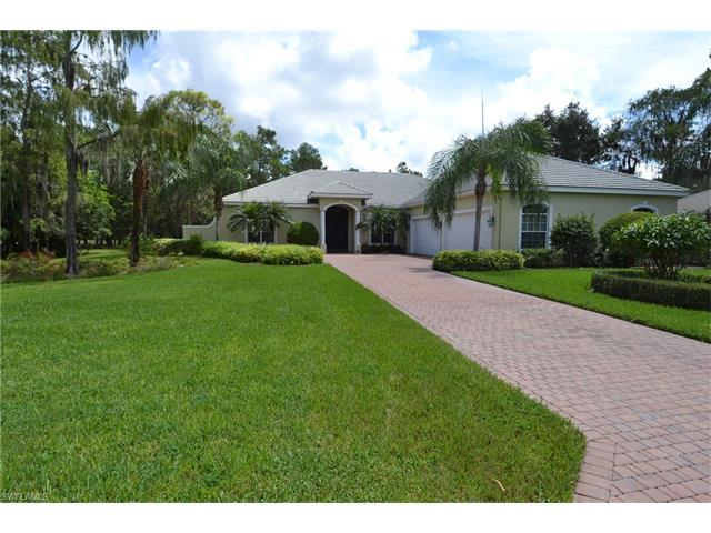 12924 Pond Apple Dr W, Naples, FL 34119 (#216053902) :: Homes and Land Brokers, Inc