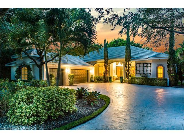 2160 Harlans Run, Naples, FL 34105 (#216054241) :: Homes and Land Brokers, Inc
