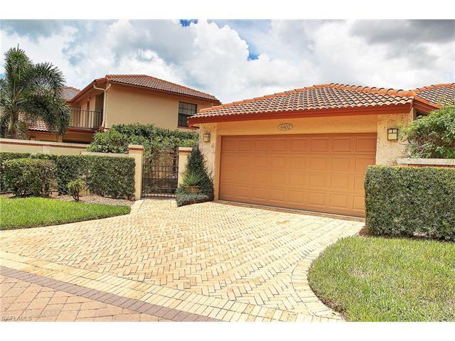 5902 Via Lugano #2.12, Naples, FL 34108 (#216054309) :: Homes and Land Brokers, Inc