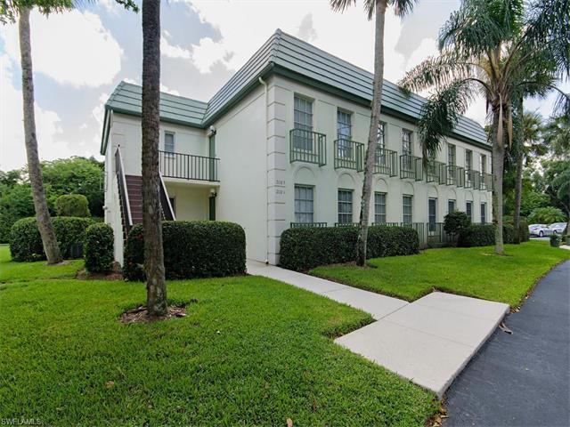 208 Bobolink Way 208A, Naples, FL 34105 (#216055063) :: Homes and Land Brokers, Inc