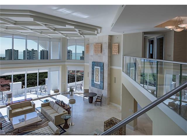 8787 Bay Colony Dr Ph 2001, Naples, FL 34108 (MLS #216055655) :: The New Home Spot, Inc.