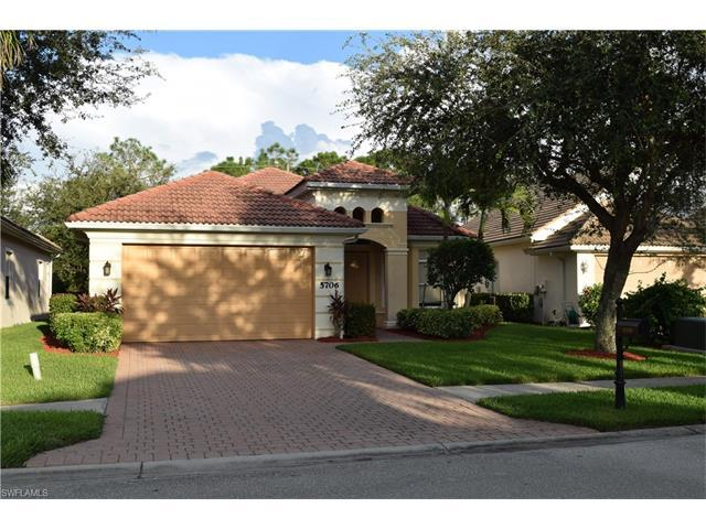 5706 Lago Villaggio Way, Naples, FL 34104 (MLS #216055945) :: The New Home Spot, Inc.