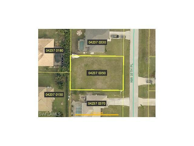 1232 NW 35th Pl, Cape Coral, FL 33993 (#216056279) :: Homes and Land Brokers, Inc