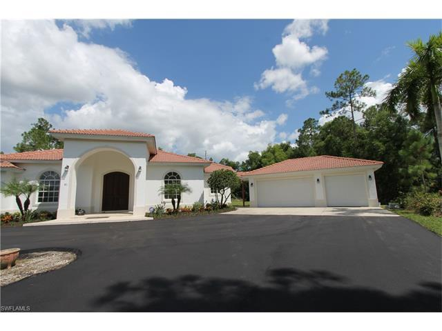 6260 Britney Ln, Naples, FL 34116 (#216056450) :: Homes and Land Brokers, Inc