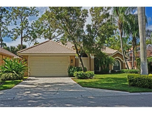 1287 Briarwood Ct, Naples, FL 34104 (#216057014) :: Homes and Land Brokers, Inc