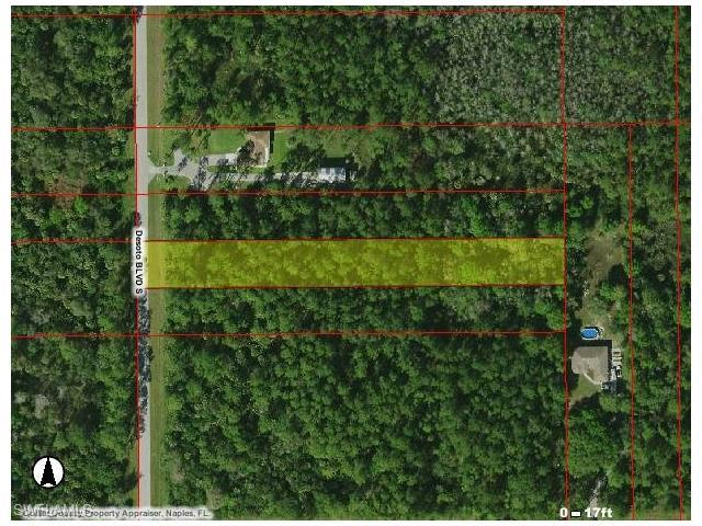 xxxx Desoto Blvd S, Naples, FL 34117 (#216057126) :: Homes and Land Brokers, Inc