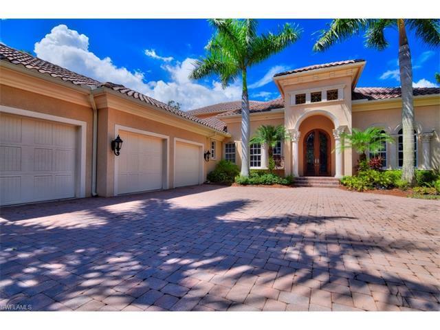 3040 Mona Lisa Blvd, Naples, FL 34119 (#216057458) :: Homes and Land Brokers, Inc