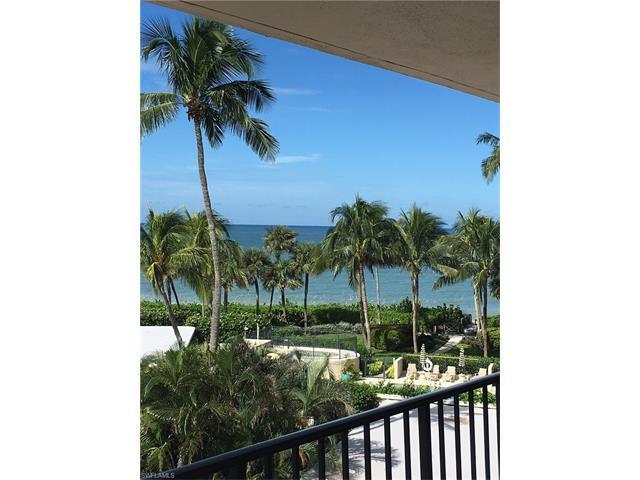 4001 Gulf Shore Blvd N #301, Naples, FL 34103 (MLS #216057513) :: The New Home Spot, Inc.